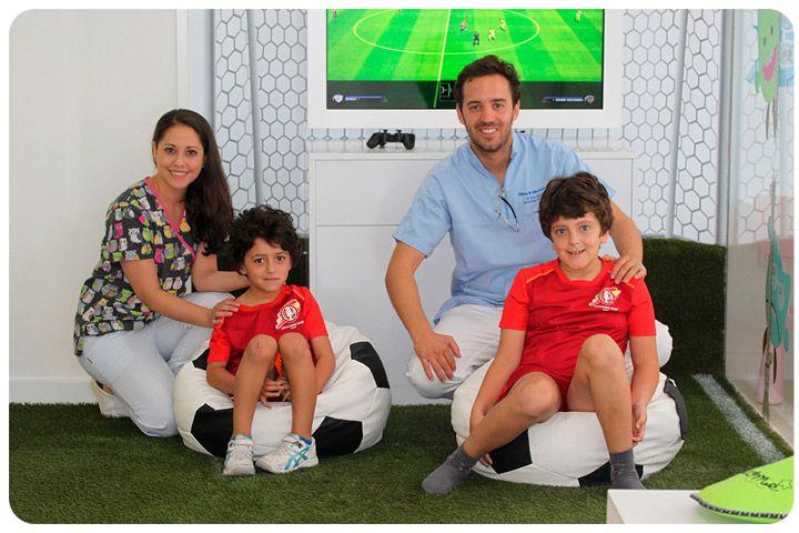 En Clínica Alba & Hernanz estamos preparados para seguir la Eurocopa 2016