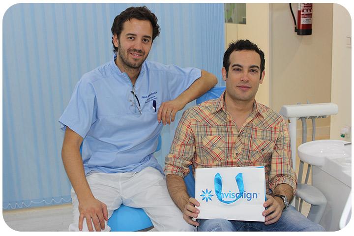 ¡Empieza tu tratamiento de Ortodoncia invisible Invisalign!