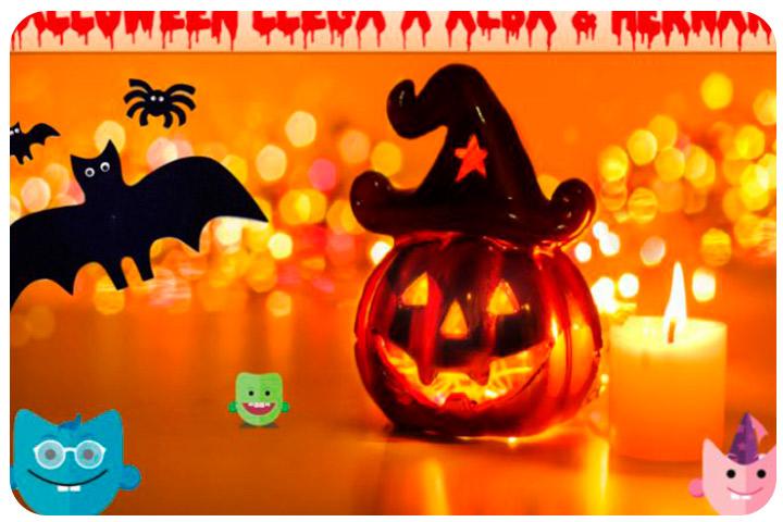 Halloween llega a Clínica Alba & Hernanz
