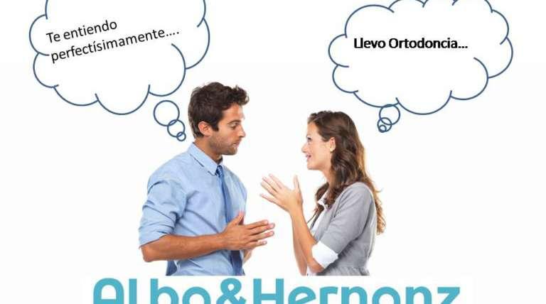 ¿Hablaré diferente con Ortodoncia?