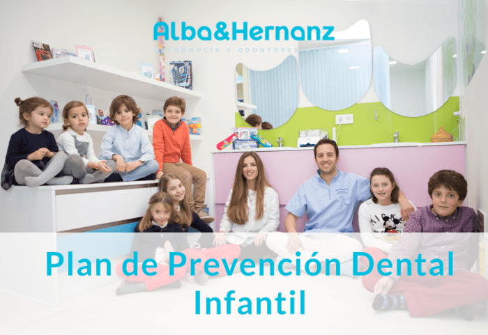 Plan de Prevención Dental Infantil