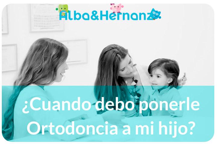 ¿Cuándo es el momento para ponerle Ortodoncia a mi hijo?