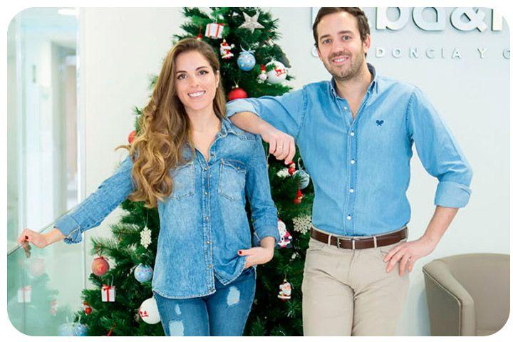Feliz Navidad desde Clínica Alba & Hernanz