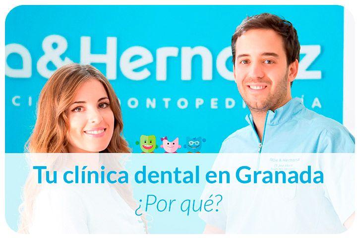 Alba & Hernanz: Tu Clínica Dental en Granada. ¿Por qué?