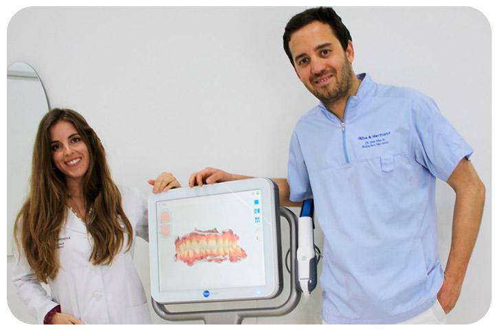 ITERO: Nuevo Escaner Intraoral en Alba & Hernanz