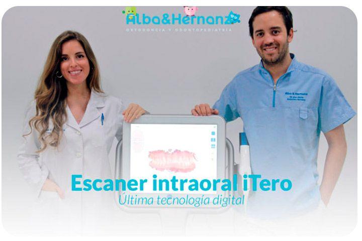 Nuevo escáner intraoral digital iTero