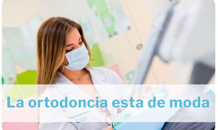 ¿Llevar Ortodoncia está de moda?