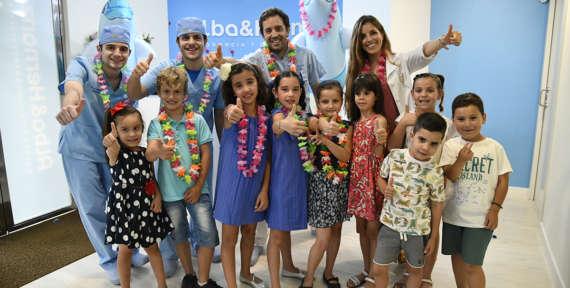 ¡Inauguramos el verano con una súper fiesta en Clínica Alba y Hernanz!