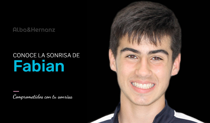 Fabian, 13 años, Brackets de Autoligado Damon