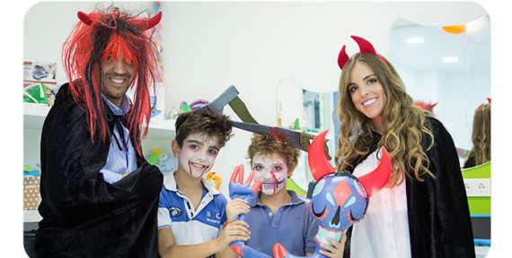 Un Halloween terrorífico en Alba & Hernanz