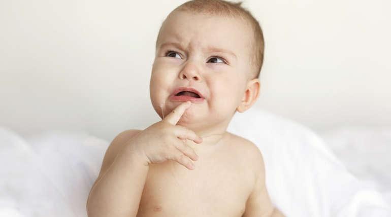 Alteraciones bucales en el recién nacido