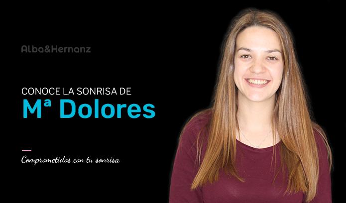 Maria Dolores, 27 años, Brackets de autoligado Damon