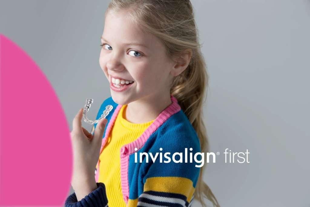 Ortodoncia Invisalign First