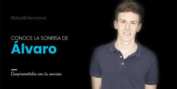 Álvaro, 23 años, Brackets de zafiro