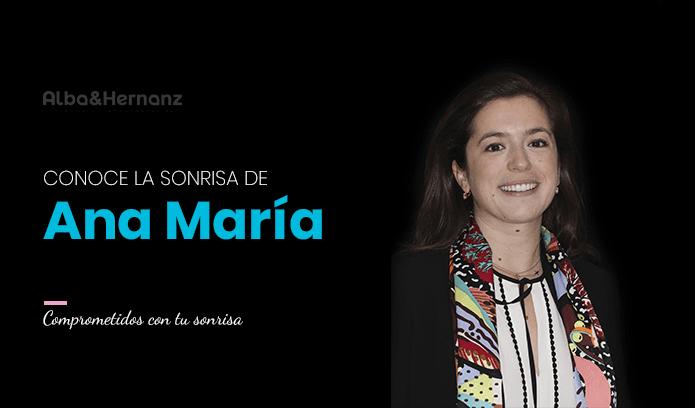 Ana María, 29 años, Invisalign