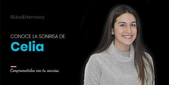 Celia, 14 años, Invisalign