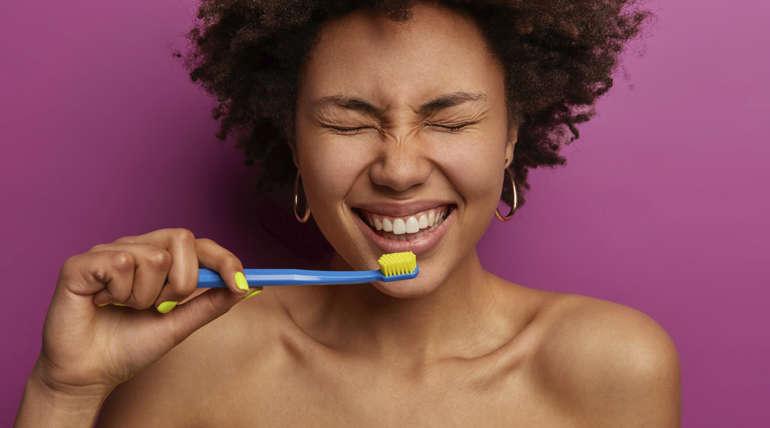 Beneficios del flúor en los dientes